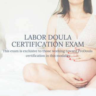become a doula with prodoula